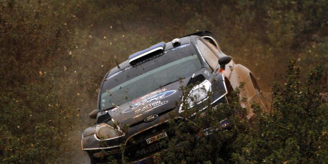 Ott Tanak Rallye Portugal 2012