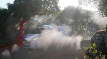 Ott Tanak - Rallye Sardinien 2014