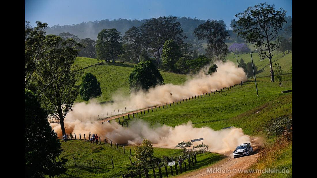 Ott Tanak - WRC Australien 2016