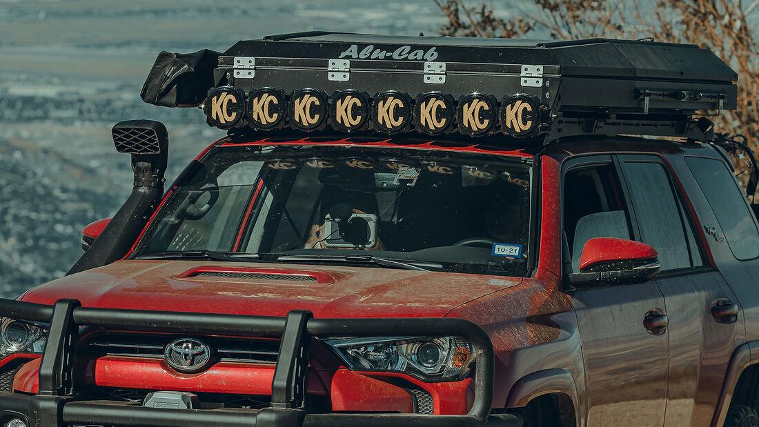 Overland Expo Toyota 4Runner