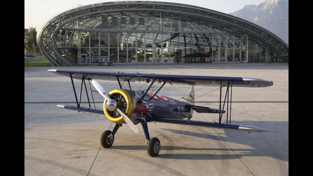 P-17 Stearman - Red Bull Flying Bulls