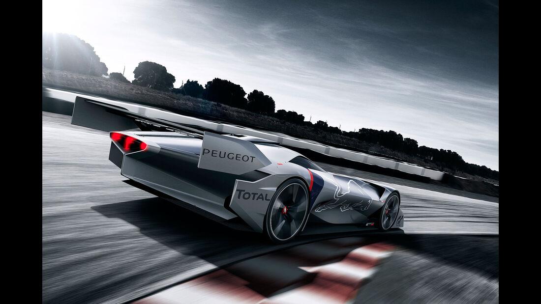 PEUGEOT L500 R HYbrid Vision Gran Turismo L750 R Hybrid Vision Gran Turismo