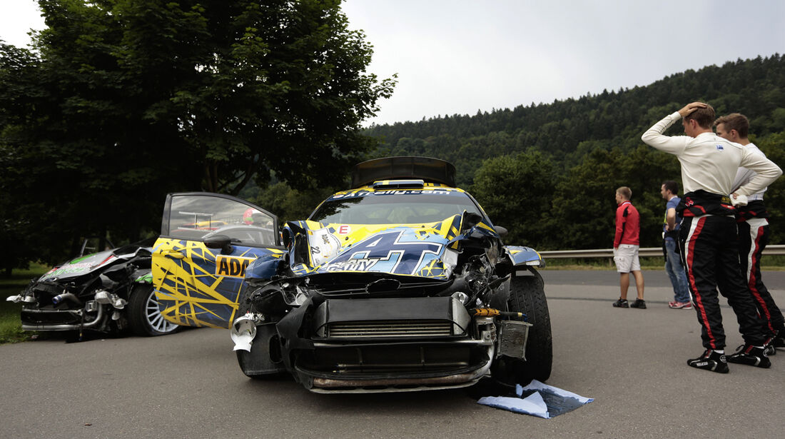 PG Andersson Rallye Deutschland 2013