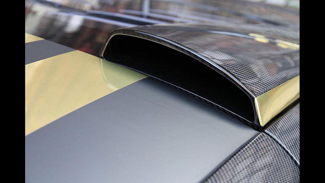 PPI Audi R8, Dachhutze