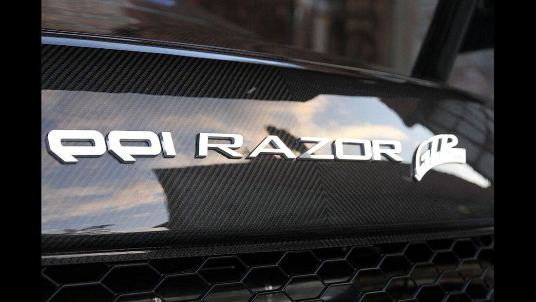 PPI Audi R8, Detail