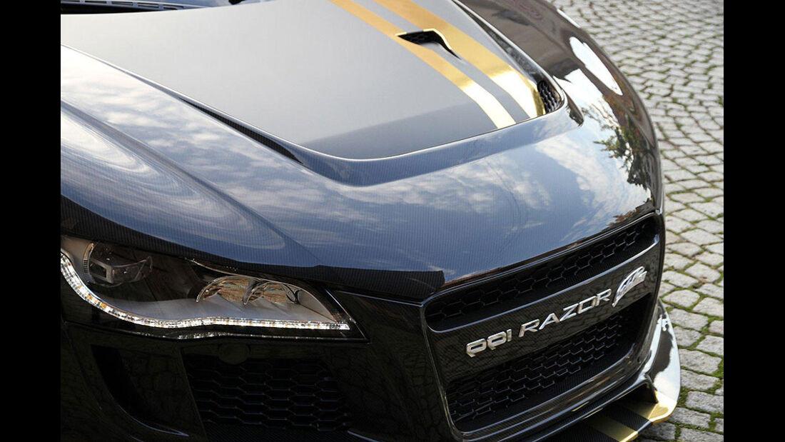 PPI Audi R8, Front