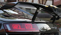 PPI Audi R8, Heckspoiler