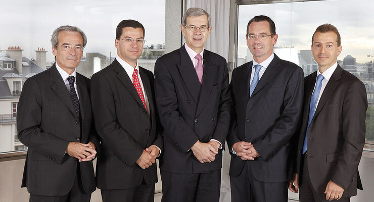 PSA Managing Board