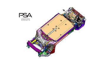 PSA eVMP-Plattform