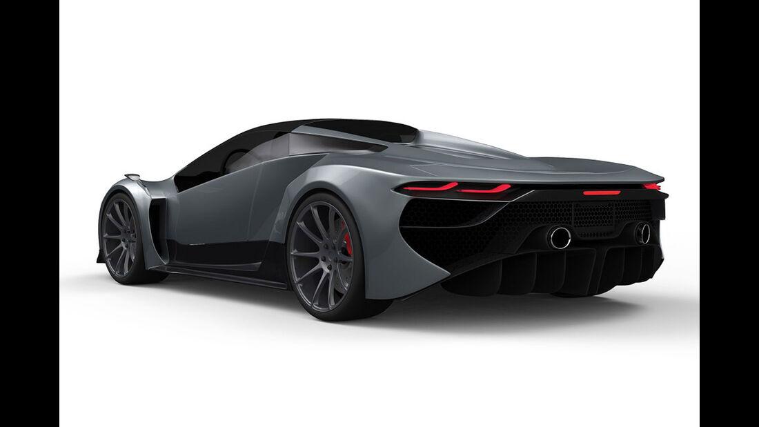 PSC Motors SP-200 Sin Concept