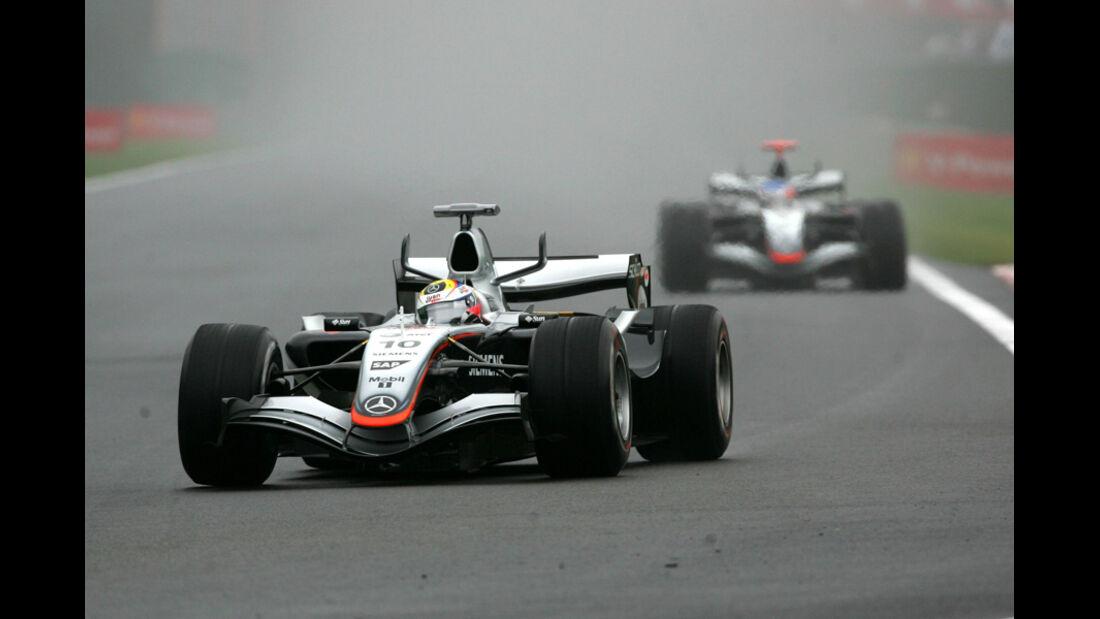 Pablo Montoya 2005