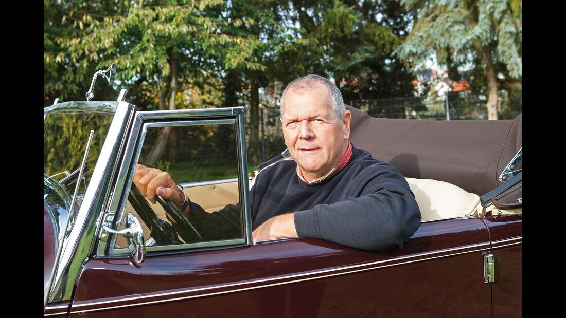 Packard 120 Convertible, Franz-Peter Hudek