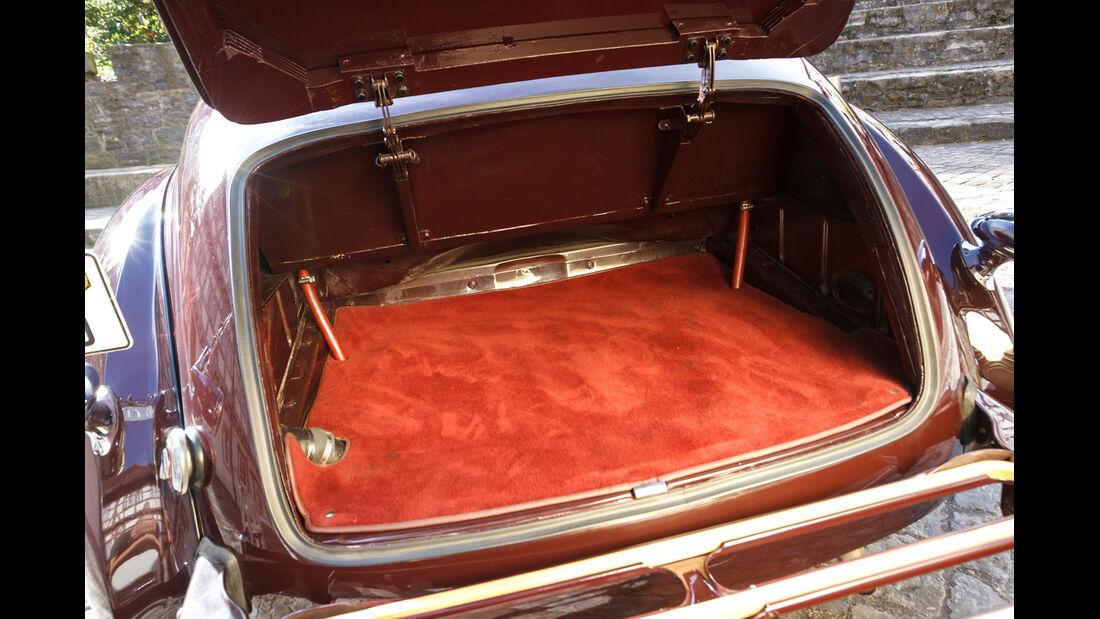 Packard 120 Convertible, Kofferraum