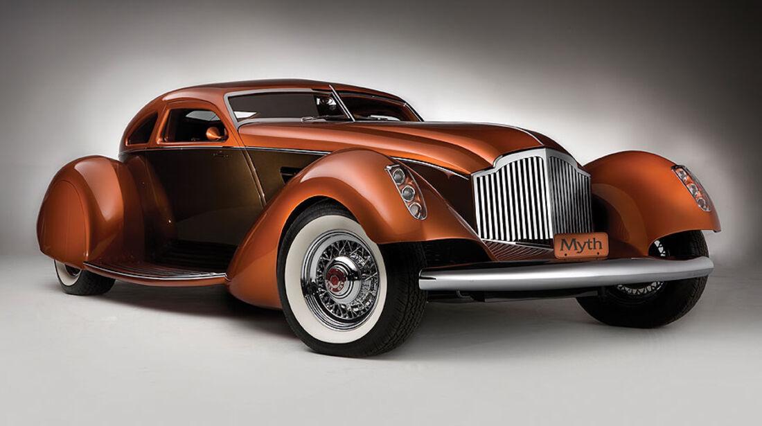 """Packard """"""""Myth"""""""" Custom Boattail Coupé"""