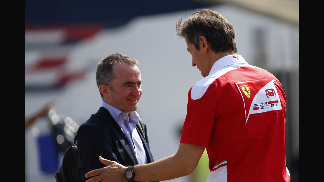 Paddy Lowe - Formel 1 - 2016