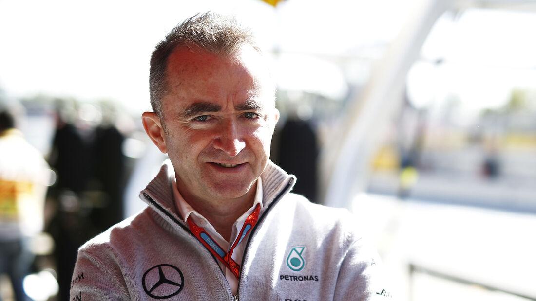 Paddy Lowe - Mercedes - F1 2016