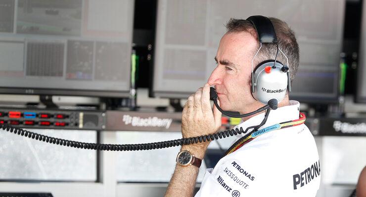 Paddy Lowe - Mercedes - Formel 1 - 2014