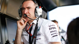 Paddy Lowe - Mercedes - GP Spanien - Qualifying - Samstag - 9.5.2015