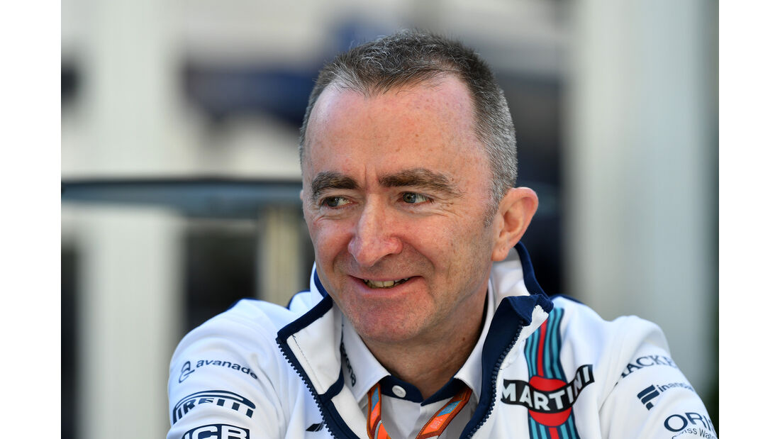Paddy Lowe - Willams - Formel 1 - GP Australien - Melbourne - 23. März 2017