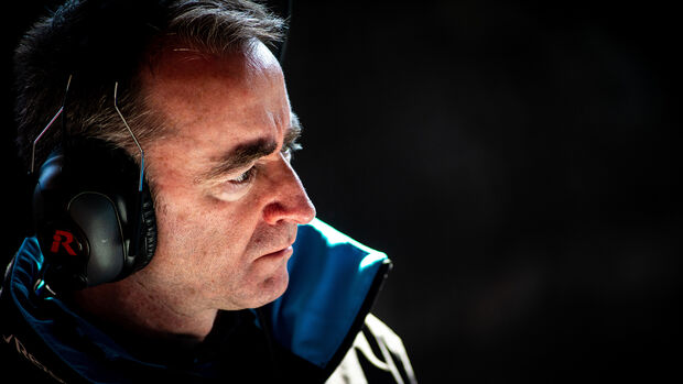Paddy Lowe - Williams - Barcelona - F1-Test - 26. Februar 2019