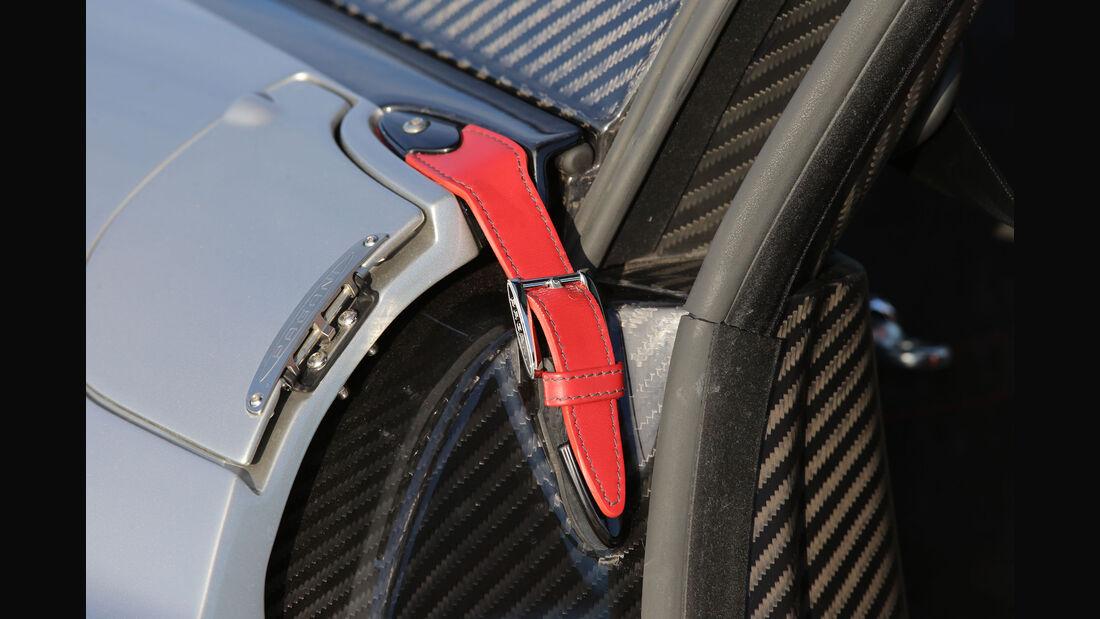 Pagani Huayra BC - Supersportwagen - V12-Biturbo - Fahrbericht