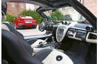 Pagani Huayra, Cockpit, Lenkrad