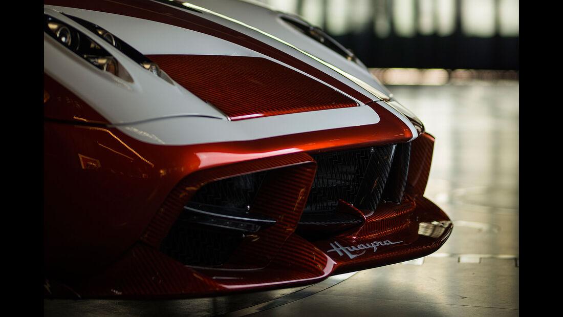 Pagani Huayra Lampo Garage Italia Customs