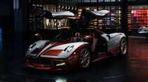 Pagani Huayra Lampo Garage Italia Customs