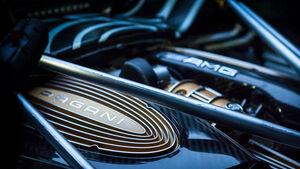 Pagani Huayra Roadster - Supersportwagen - Teaser