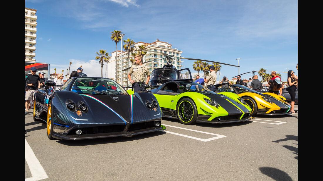 Pagani Zonda - Cars & Copters 2018