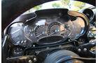 Pagani Zonda Cinque Roadster, Tacho