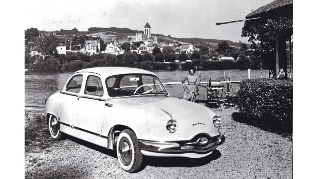 Panard Dyna, Baujahr 1954