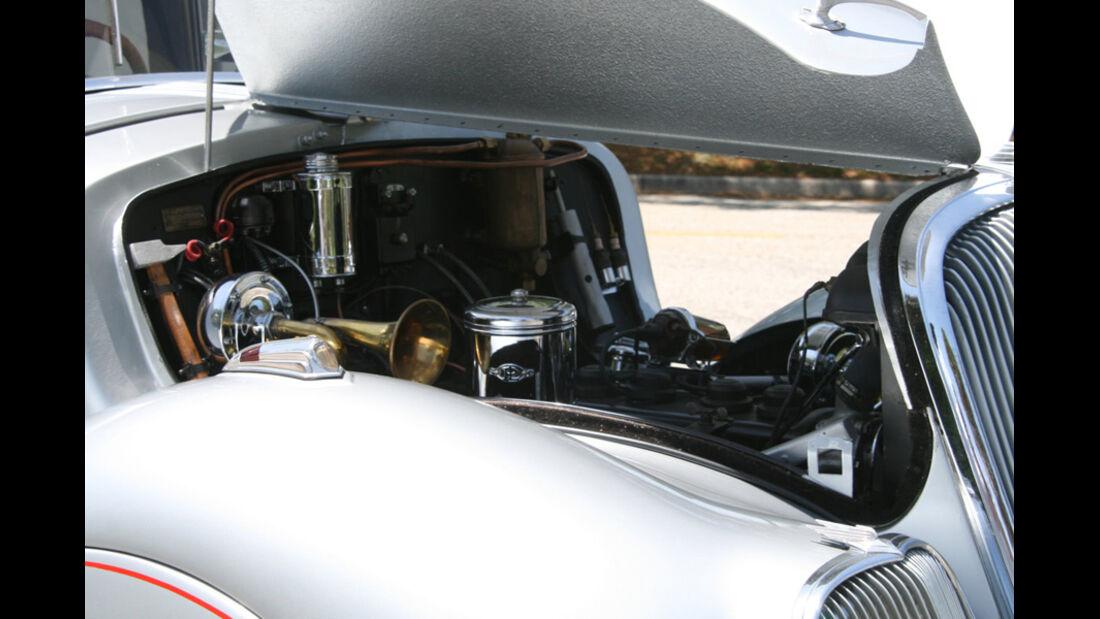 Panard Dynamic Motorraum