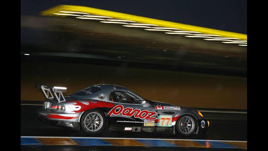 Panoz Esperante GT LM Rennversion, 24h Rennen, Le Mans