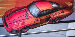 Paperlegend Auto Modelle Papier Startup Kickstarter
