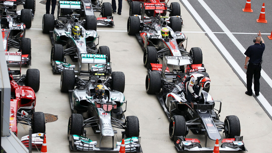 Parc Femé - GP Korea 2013