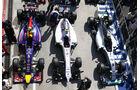 Parc Fermé  - GP Italien 2014