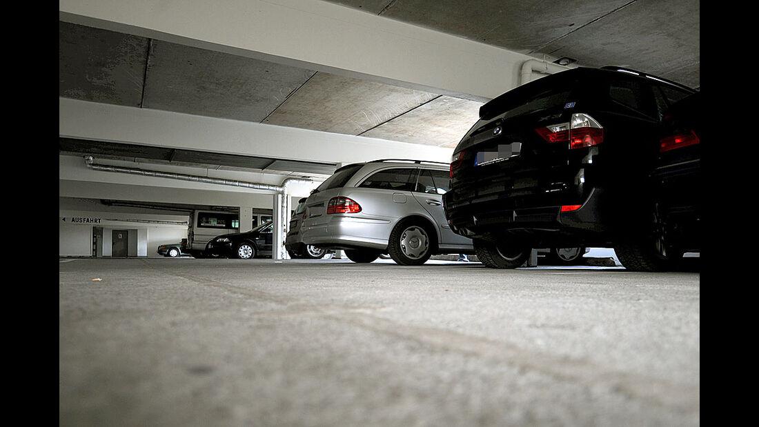 Parkhaus Parken Parkplatz