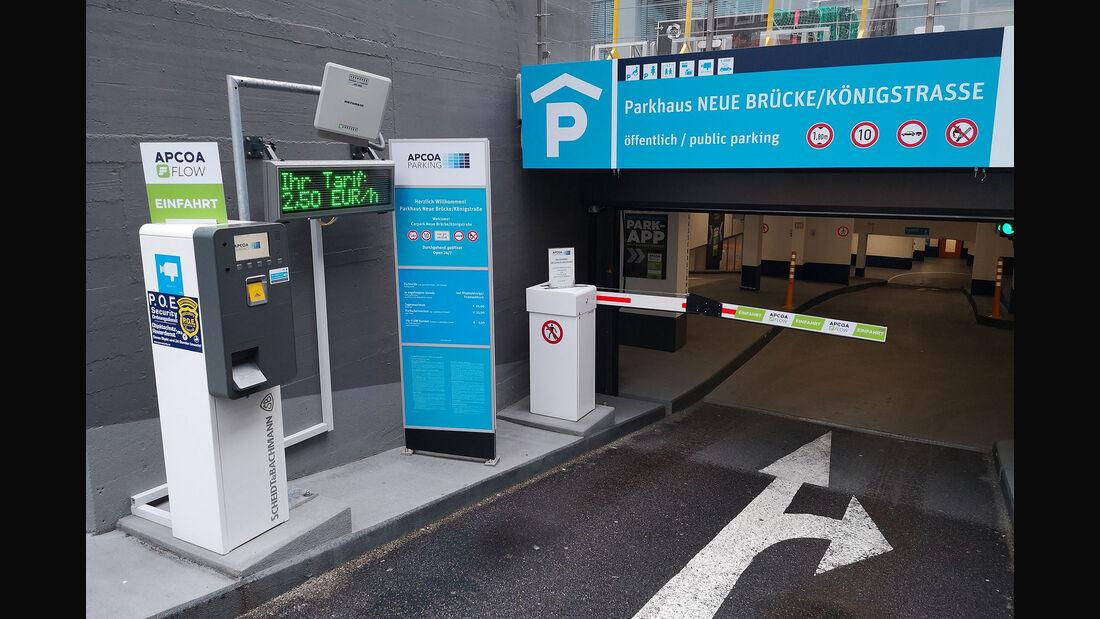 Parkhaus Preis