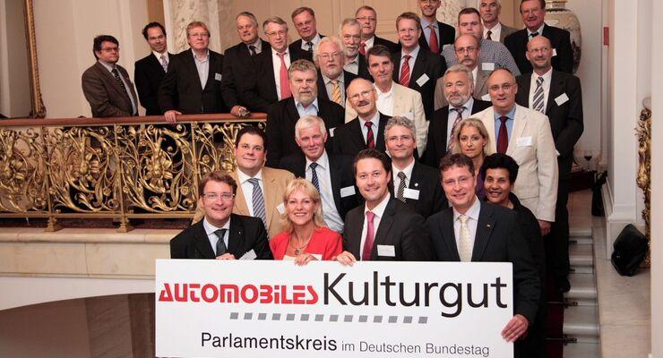 "Parlamentskreis ""Automobiles Kulturgut"""