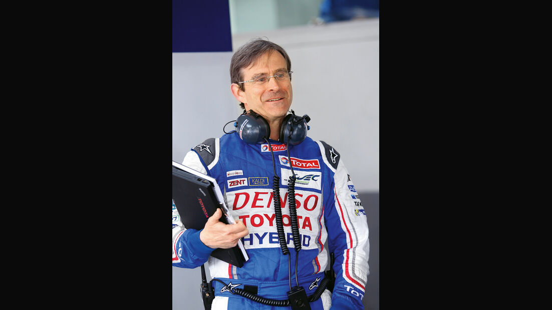 Pascal Vasselon, Toyota-Technik-Direktor