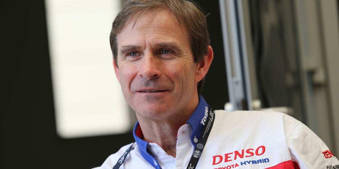 Pascal Vasselon - Toyota - WEC