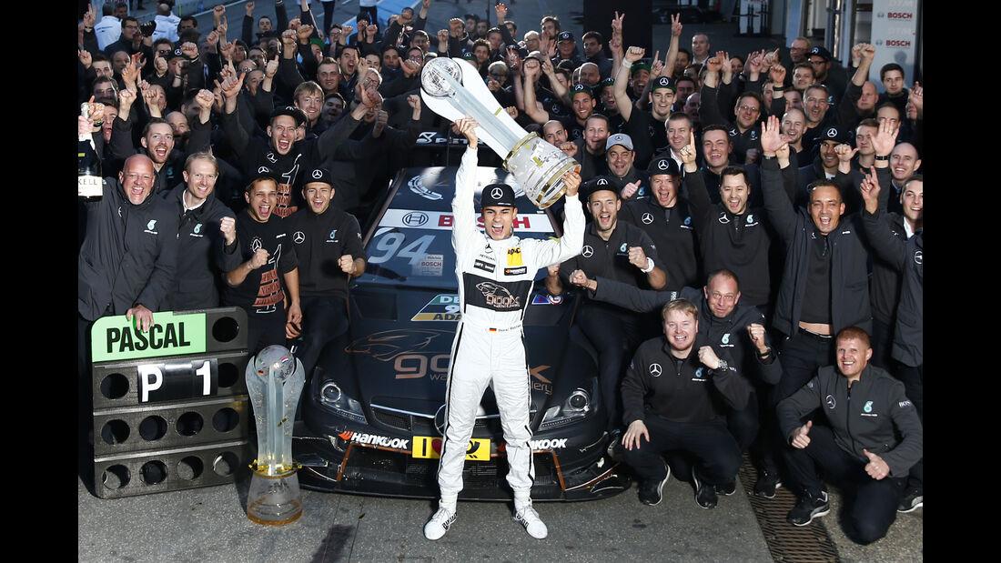 Pascal Wehrlein - DTM-Champion 2015