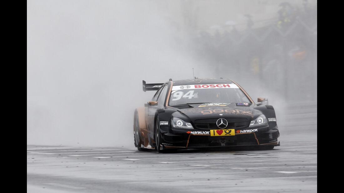 Pascal Wehrlein - DTM - Norisring - 27.06.2015