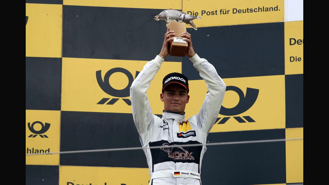 Pascal Wehrlein - DTM - Spielberg - 01.08.2015