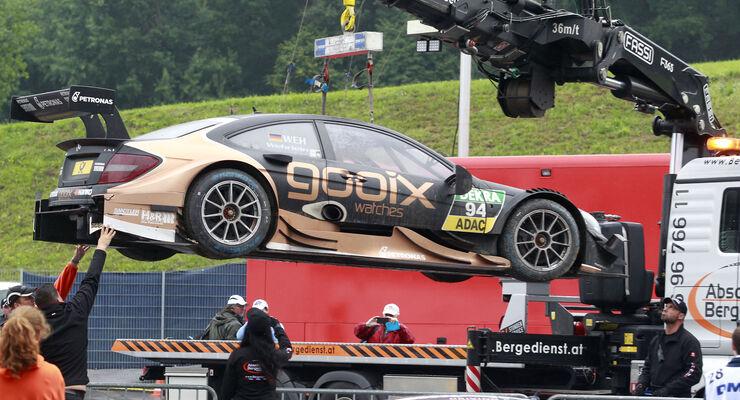 Pascal Wehrlein - DTM Spielberg 2015