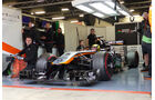 Pascal Wehrlein - Force India - Formel 1-Test - Barcelona - 21. Februar 2015