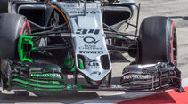 Pascal Wehrlein - Force India - Formel 1 - Test - Spielberg - 24. Juni 2015