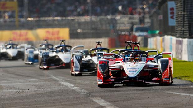 Pascal Wehrlein - Formel E - Mexiko - 2019