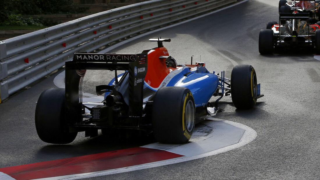 Pascal Wehrlein - GP Aserbaidschan - Formel 1 - 2016